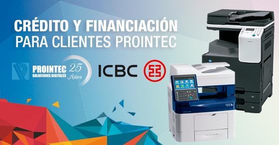 Crédito y Financiación para Clientes Prointec