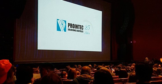 Prointec, sponsor oficial de Peter Pan