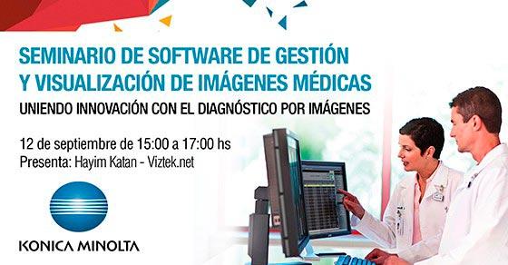 Seminario de Software de gestión y visualización de imágenes médicas